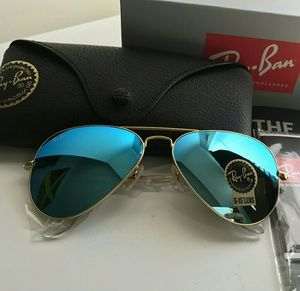 RAY-BAN AVIATOR 100%AUTHENTIC